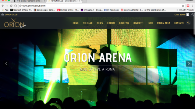 www.orionliveclub.it